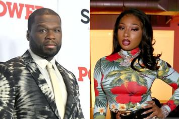 50 Cent Apologizes To Megan Thee Stallion Over Insensitive Memes About Shooting