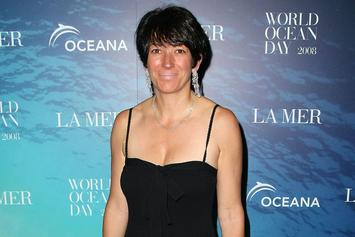 """Ghislaine Maxwell Allegedly Took Photos Of Topless Young Girls As A """"Hobby"""""""