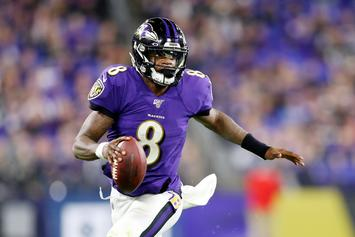 Lamar Jackson Asks Ravens To Sign AB, John Harbaugh Responds