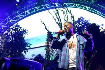 "Kid Cudi Announces New ""Mad Solar Radio"" Show"
