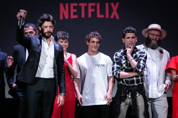 "Netflix Announces Fifth & Final Season Of ""Money Heist"""