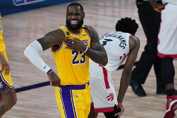 LeBron James Comments On Tight Race For Final Playoff Spot