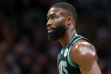 Jaylen Brown Reflects On Racist Lyrics In The National Anthem