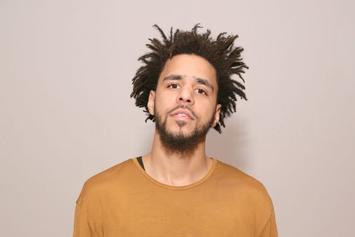"J. Cole Welcomed By Detroit Pistons: ""Hit Us Up For That Tryout"""