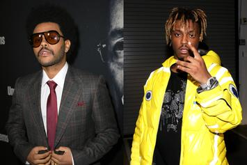 The Weeknd Announces Collab With Juice WRLD Drops This Week