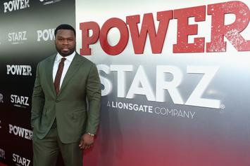 "50 Cent Sends Scathing Message To Emmys For Snubbing ""Power"""