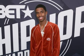 Diddy's Son King Combs Injured In Ferrari Crash