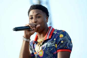 YoungBoy Never Broke Again Adds 4 Plaques To His Collection