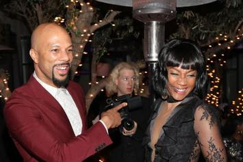 """Common Is """"Happy"""" With Tiffany Haddish: """"I Just Care For Her A Lot"""""""