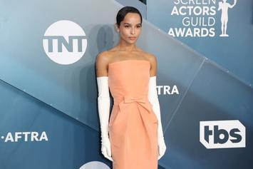 Zoë Kravitz Calls Out Hulu For Lack Of Representation On Original Shows