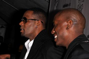 """Tyrese Defends R. Kelly's Pedophilia With Fat Joe: """"Thou Shalt Not Judge"""""""