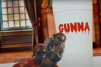 "Gunna & Yak Gotti Bring Out The Graphics In Their Video For ""WUNNA FLO"""