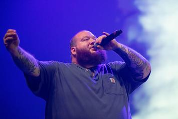 """Action Bronson Squares Off With The Sauce On """"Hot Ones"""""""