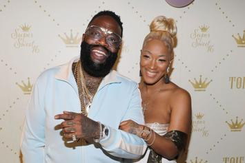 Rick Ross & Baby Mama Briana Camille Welcome 3rd Child: Report