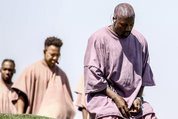 Kanye West Brings Back Sunday Service After Long Coronavirus Break