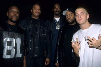 Snoop Dogg Celebrates Eminem, 2Pac, Ice Cube, & More