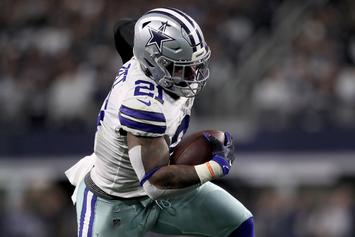 Ezekiel Elliott Speaks Out On Dak Prescott's Contract Situation