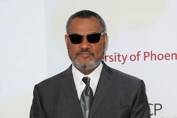 """Laurence Fishburne Reveals He Has """"Not Been Invited"""" To Join """"Matrix 4"""" Cast"""