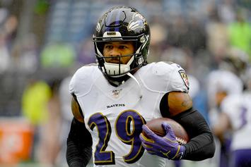 Ravens Send Earl Thomas Home After Altercation With Teammate