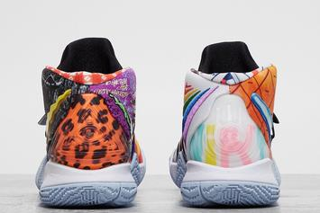 "Nike Kyrie Hybrid S2 ""What The"" Surfaces Online: First Look"