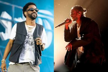 "Big Sean Addresses Kendrick Lamar Feud On ""Deep Reverance"""