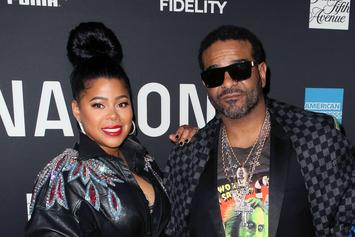 """Chrissy Lampkin Defends Romance With Jim Jones Against """"Lonely Motherf**kers"""""""