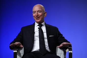 Jeff Bezos Is The First Person Ever To Amass Worth Over $200 Billion: Report