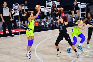 WNBA Cancels Games In Demonstration Of Solidarity