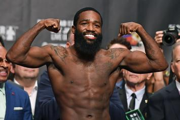 Adrien Broner Sentenced To 7 Days In Jail For Violating Probation: Report