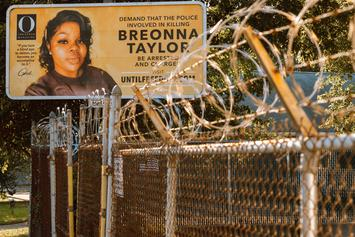 Breonna Taylor's Ex-Boyfriend Arrested On Drug Charges, Says Taylor Was Innocent