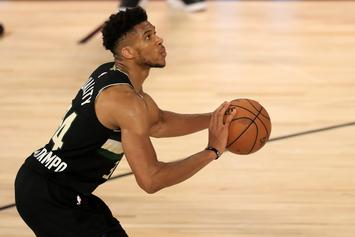 Heat & Raptors Reportedly Frontrunners For Giannis Antetokounmpo