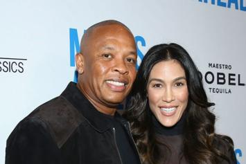 Dr. Dre's Estranged Wife Asks For Nearly $2 Mil In Temporary Spousal Support: Report