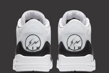 Fragment x Air Jordan 3 Release Date Unveiled