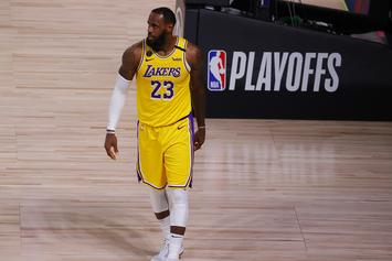 LeBron James Showers James Harden & Russell Westbrook With Praise