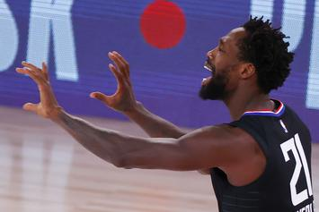 Patrick Beverley Receives Minor Fine For Yelling At Referee