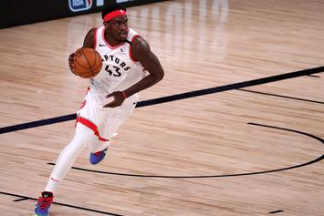 Pascal Siakam Takes The Blame For Raptors' Game 7 Loss