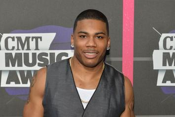 "Nelly Salsas In Sneakers To His Classic Hit ""Ride Wit Me"" On ""DWTS"""