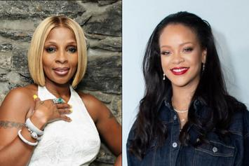 """Mary J. Blige Has No Regrets About Passing On Rihanna Hit """"Umbrella"""""""