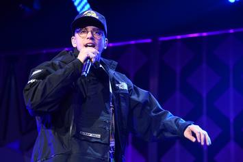 Logic Co-Signs Kanye West, Complains That Def Jam Won't Pay Lil Wayne For Feature