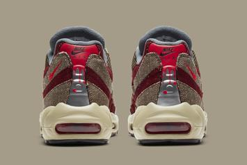 Freddy Krueger-Inspired Nike Air Max 95 Coming Soon: Photos