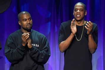 Jay-Z Sold Kanye West's Masters To Buy Back His Own: Report