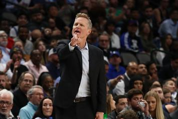 Steve Kerr Comments On Lack Of Black Head Coaches In The NBA