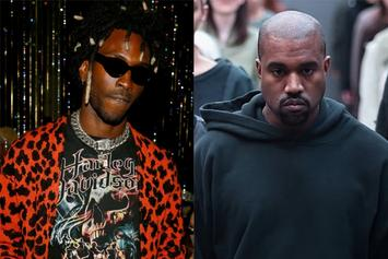 SAINt JHN Pulls Up On Kanye West, Comments On His 100-Foot TV Screen
