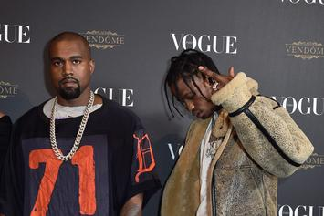 "Travis Scott Agreed To Do A ""Gangsta Grillz"" Tape Before Kanye West Intervened"