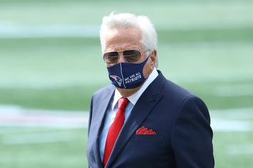 Robert Kraft Takes Huge Win In Sex Spa Case
