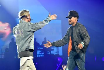 "Chance The Rapper & Justin Bieber Celebrate ""Holy"" By Giving Away $250K To Fans"