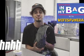 "wifisfuneral Calls Out Anti-Maskers On ""In My Bag"""