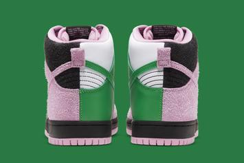 "Nike SB Dunk High ""Invert Celtics"" Coming Soon: Photos"