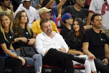 James Dolan Donates To Opponent Of Politician Who Says He Should Sell The Knicks