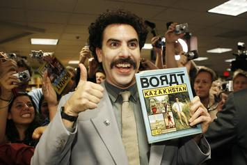 Borat Sequel Gets Doozy Of A Title